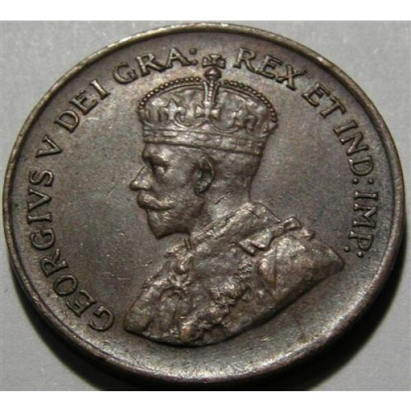 1 Cent Canadian Coin